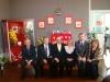 75-и летие автора с представителями власти г. Арсеньева в городском музее